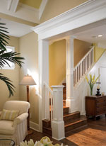 Columns products service wholesale incorporated for Fypon porch columns