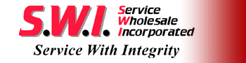 Service Wholesale Inc. - SWI - Visit us at 4810 Horseshoe Pike, Downingtown, PA
